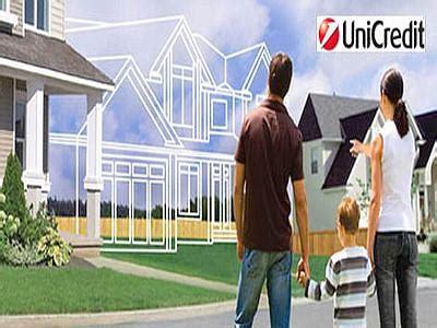 unicredit privati e famiglie mutuo unicredit per privati e famiglie