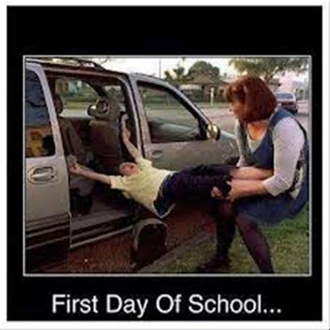 First Day Of College Meme - funny back to school pictures 28 pics