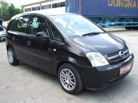 opel meriva 2003 used 2003 opel meriva photos