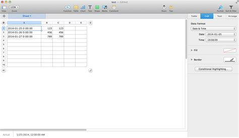 format date numbers mac how to convert a number to datetime format in excel