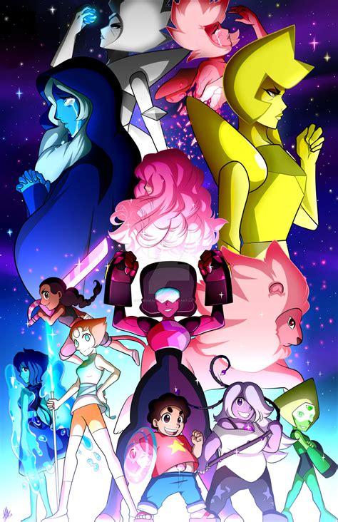 steven universe pink diamond vs rose quartz leaked images and