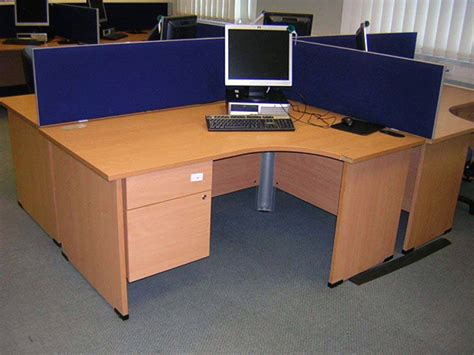used office furniture desks used office workstations