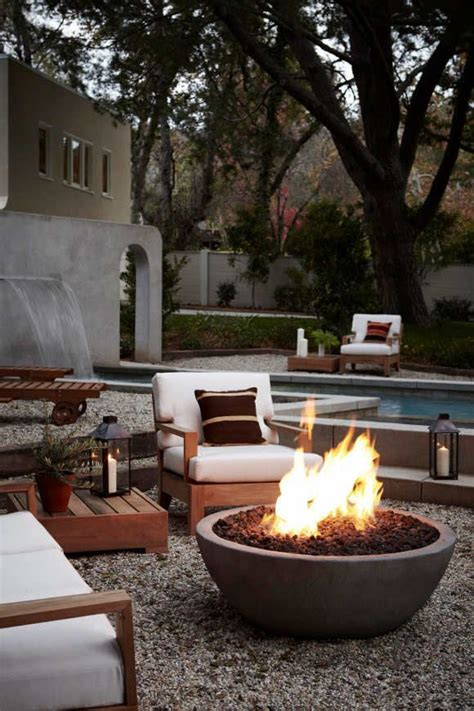 outdoor fire pits backyard landscaping design ideas fresh modern and rustic fire pit design ideas
