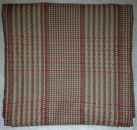 houndstooth drapes chaps summerton plaid houndstooth drapes panels 84x84 quot new