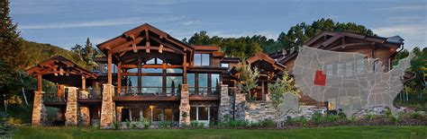 utah log and timber frame homes by precisioncraft