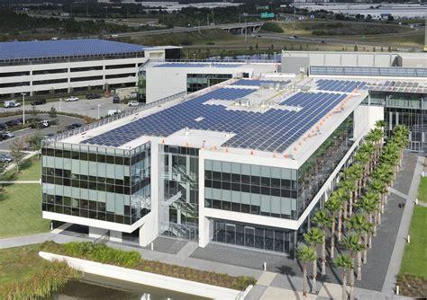 building solar system 1 1 megawatt solar installation completed for darden rsc receives 2012 abc eic eagle award