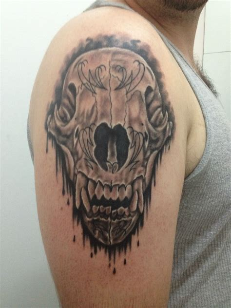 bear tattoo designs skull tattoos design www pixshark images