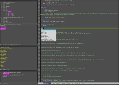 slime tutorial emacs autocompletion jump to documentation swank and slime