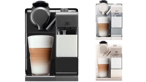 delonghi lattissima touch buy delonghi nespresso lattissima touch coffee machine harvey norman au