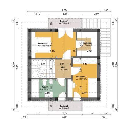 proiecte de mici proiecte de mici cu etaj dimensiuni mici spatiu mare
