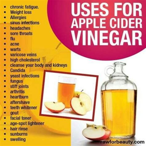 Apple Cider Vinegar Detox Bath Benefits by Health Benefits Of Apple Cider Vinegar Inner N