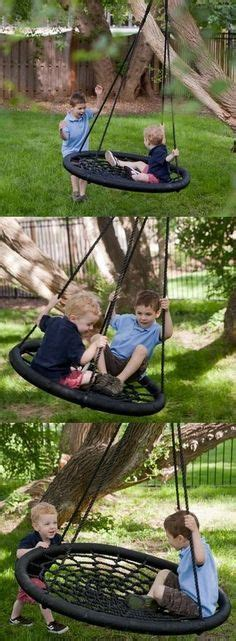 swing n slide monster web swing tree bench the shade and reality check on pinterest