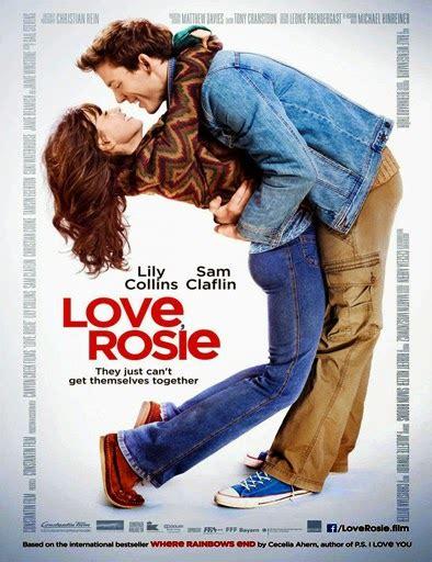 libro love rosie where rainbows nanny books los imprevistos del amor pel 237 cula