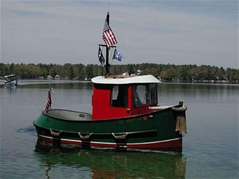tugboat noise candu e z mini tugboat plans tugboats