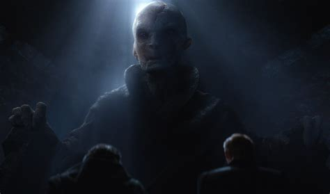 image snoke speaks to kylo ren and hux png