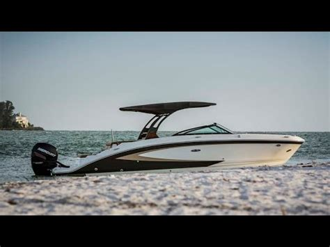 boat brands starting with sea sea ray brand video youtube