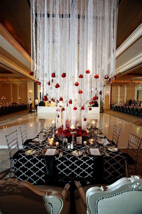 An Elegant Black Tie Wedding in Atlanta   Wedding DECOR