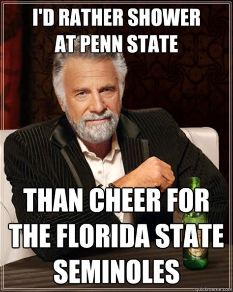 Florida State Memes - florida state seminole jokes funny images gallery
