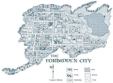 map of city of dwellers in the forbidden city the city map dyson s