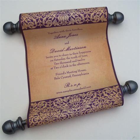 renaissance scroll wedding invitations invitation ideas kendall s 16th birthday