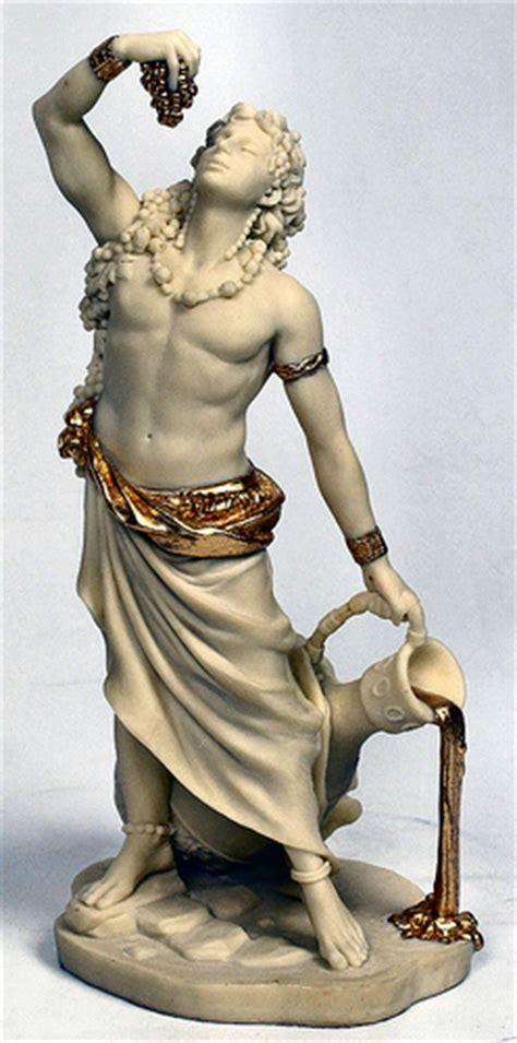 dionysus greek god statue dionysus the olympians photo 12451994 fanpop