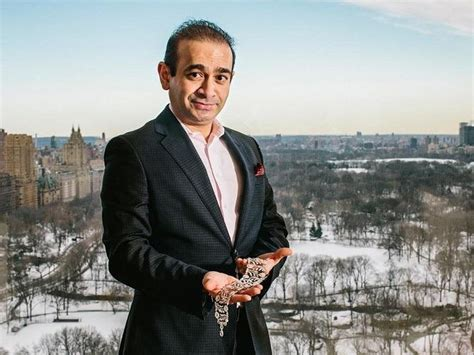Passport Rule Temporarily Suspended by Pnb Fraud Nirav Modi Says He Can T Depose Before Ed Due