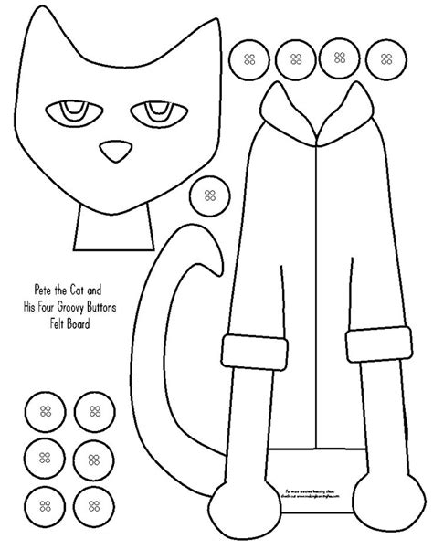 Pete The Cat Shoe Template by лучшие 25 идей на доске 171 Pete The Cat 187 на