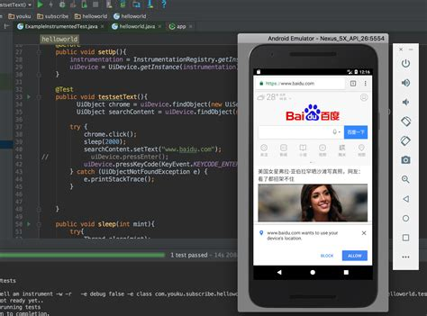 android keyevent android自动化测试 uiautomator2环境搭建 懂客 dongcoder