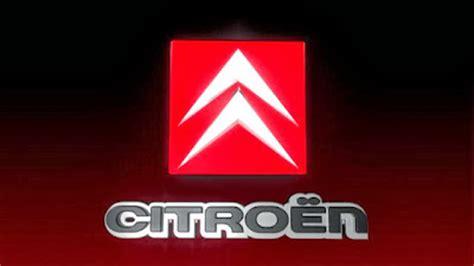 citroen logo history auto car logos citroen logo