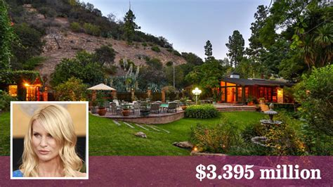 nicollette sheridan house actress nicollette sheridan reboots her bel air income