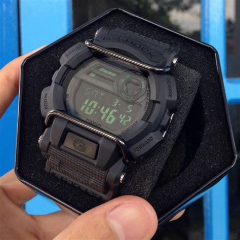 Casio G Shock Gd 400 Grey g shock gd 400 review