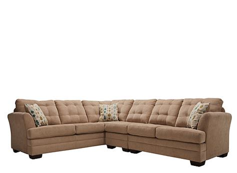 hayden sectional sofa hayden 3 pc sectional sofa putty raymour flanigan