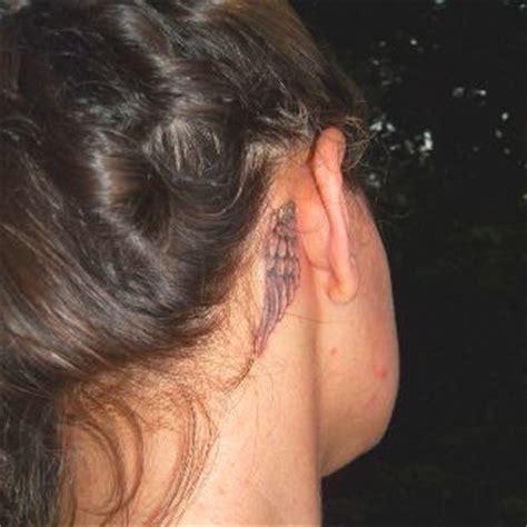 angel ear tattoo pinterest the world s catalog of ideas