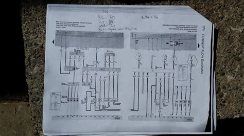 wiring diagram radio 1991 volvo 940 1992 volvo 240 wiring