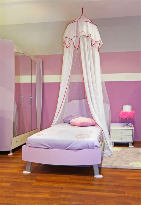 Wall Accent 27 Beautiful Girls Bedroom Ideas Designing Idea