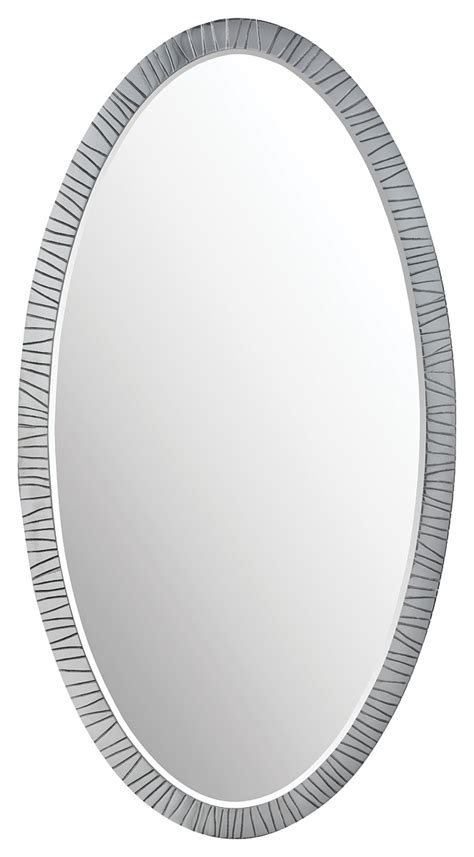 mirror shapes oval mirrors useful and fantastic in decors