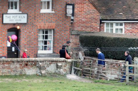 Free House Middleton by Prince William And Kate Middleton At A Pub Zimbio