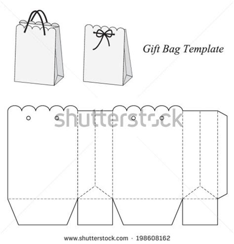 13 templates for goodie bags images free printable gift