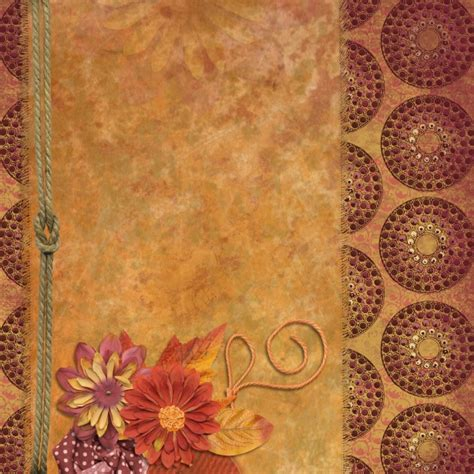 background scrapbook fall paper  stock photo public