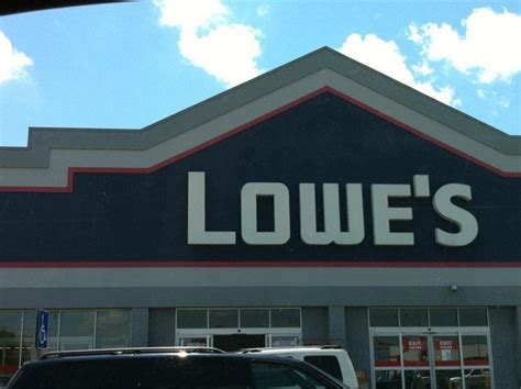 lowe s home improvement building supplies benton