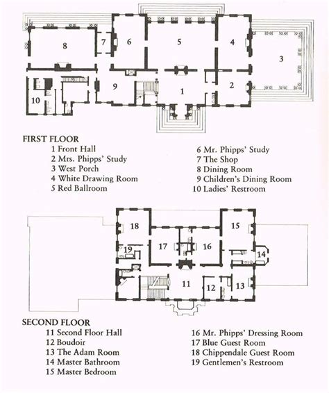 Old Westbury Gardens Floor Plan | old westbury gardens floor plan around long island