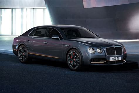 limited edition bentley flying spur models now on sale in