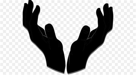 clipart mano las manos en oraci 243 n clip ofreciendo manos cliparts