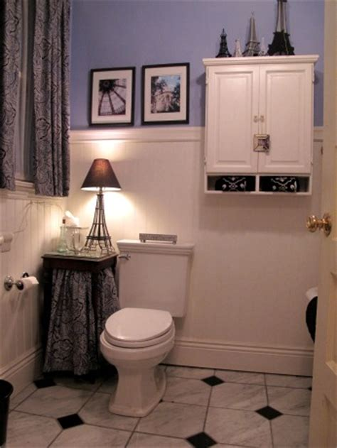 paris themed bathroom ideas updating an old bath in an edwardian home hooked on houses