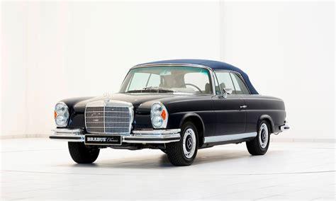 mercedes classic car brabus classic mercedes benz restoration exles