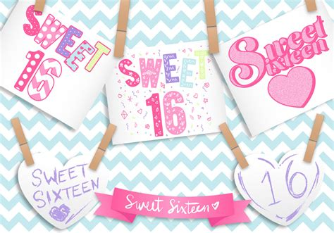 sweet 16 banner template sweet 16 banner template best high quality templates