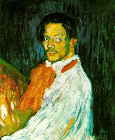 picasso paintings through the years becoming picasso 1901 courtauld gallery 14