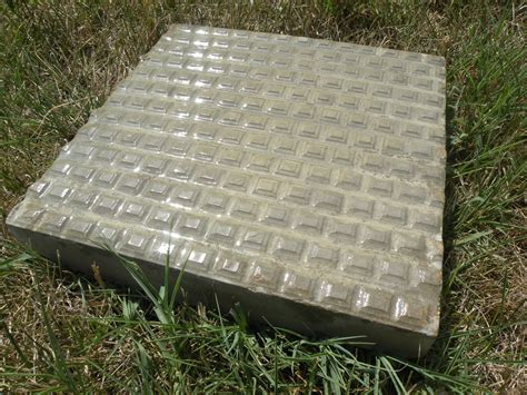 Patio Paver Molds Rock Studio Patio Paver Molds
