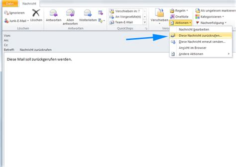 Search Email In Outlook Mail In Outlook Zur 252 Ckrufen Chip
