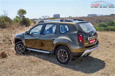 duster renault 2016 2016 renault duster facelift drive review page 2